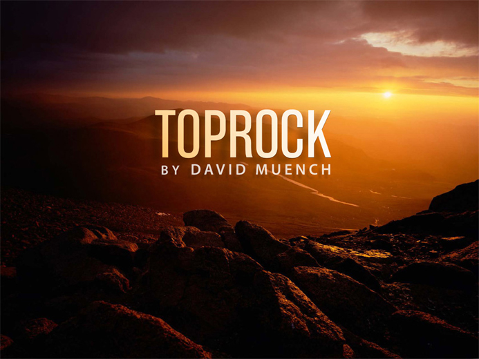 Toprock ebook by David Muench